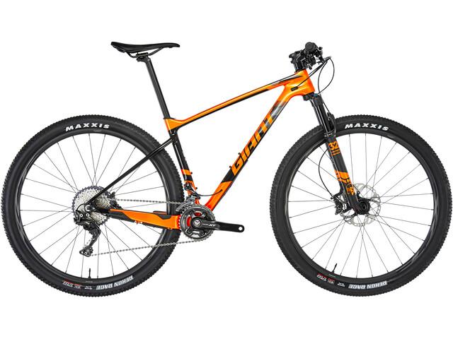 """Giant XTC Advanced 1.5 GE 29"""" metallic orange"""